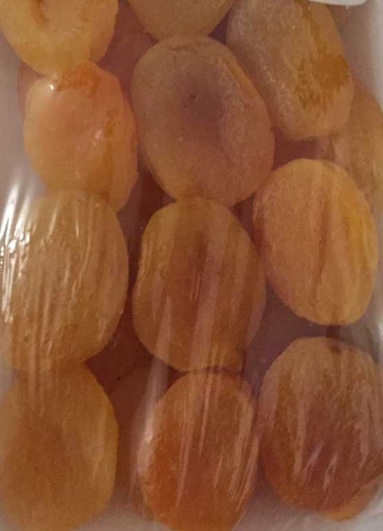 Seedless Turkish Dried Apricots